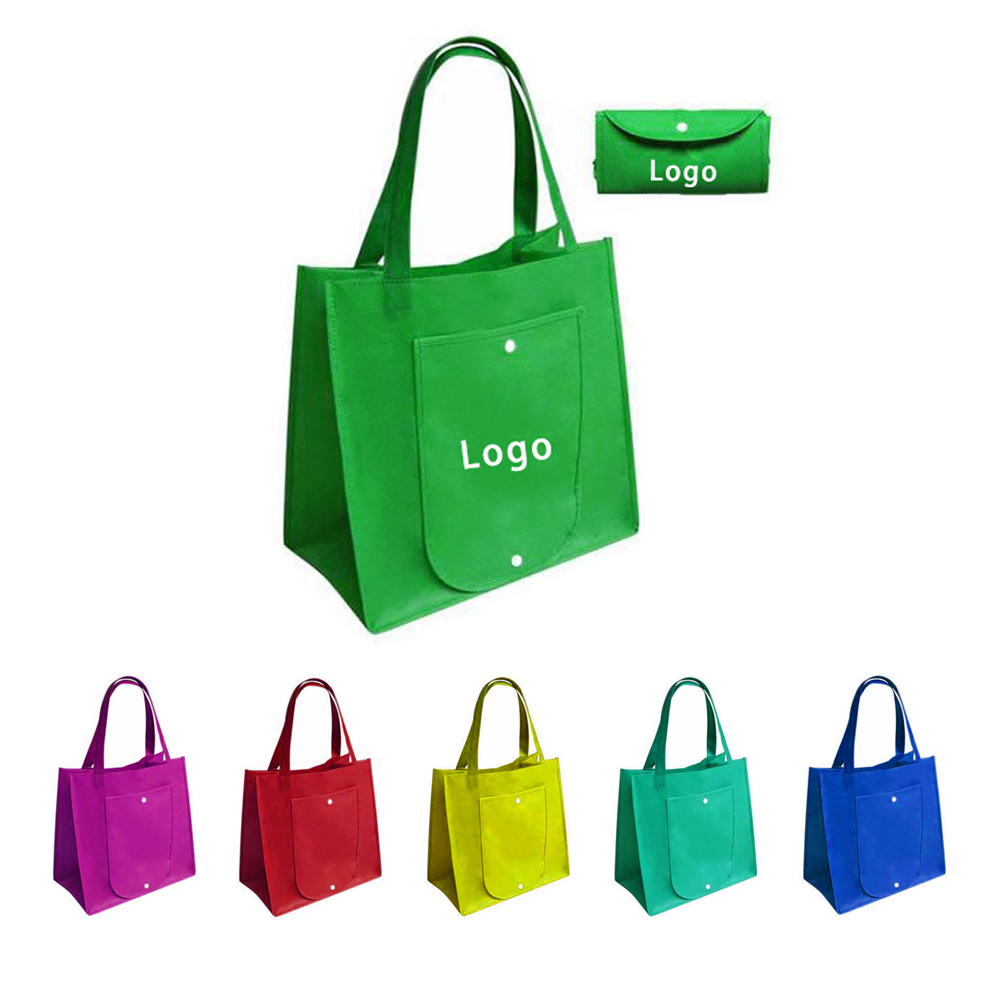 80GSM Non-Woven Foldable Shopping Tote Bag