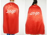 Adult superhero cape & Adult superhero cloak,  size: 44