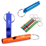 Anodized Aluminum Whistle