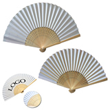 Bamboo Foldable Fan