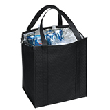 Cooler Bag / Zippered Insulated Tote