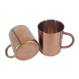 Copper Plated Moscow Mule Mug 14 OZ