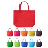 Custom Non-Woven Economy Shopper Tote Bag