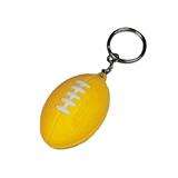Football Stress Reliever Keychain