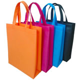 No Woven Grocery Tote Bag
