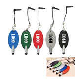 Oval Mini Mobile Phone Stylus