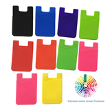 Silicone Adhesive Phone Wallet