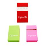 Silkscreen Waterproof Silicone Cigarette Case